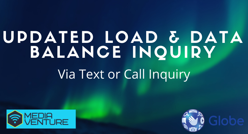 Globe Balance Inquiry | How to Check Load Balance and Data Balance